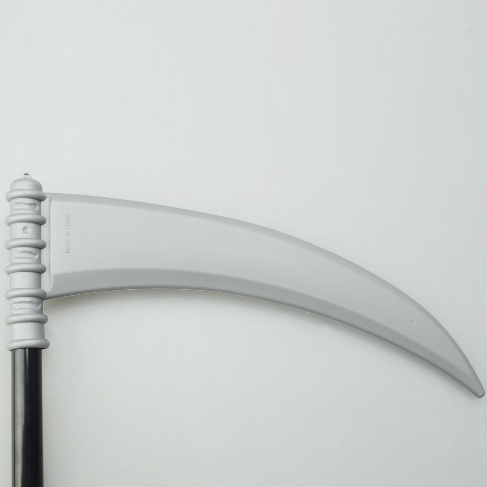 Horror Halloween Prop Plastic Sickle Weapon For Halloween