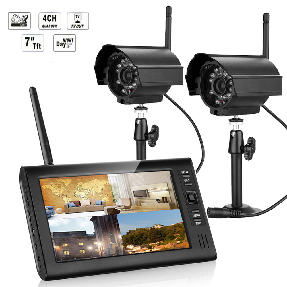 Wireless Home Security Camera Uk