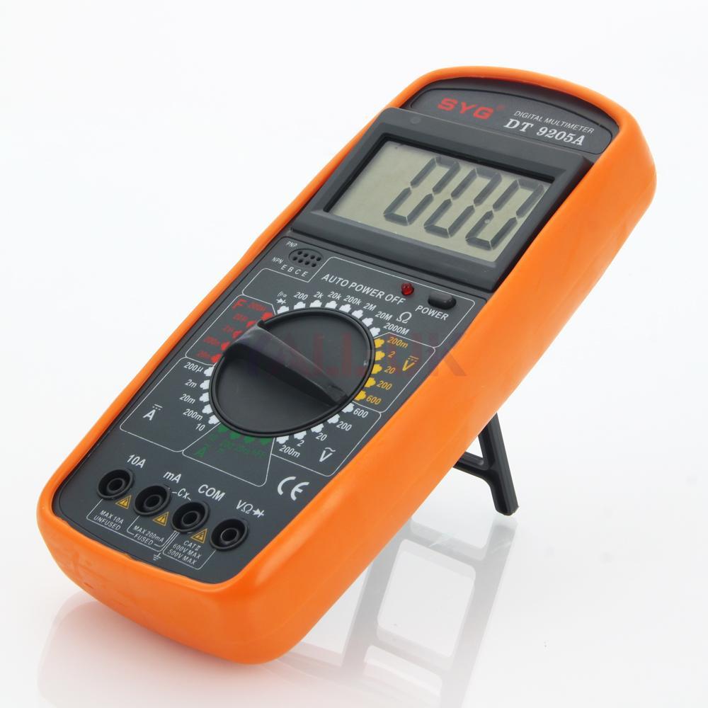 How Does An Ohmmeter Work : Dt a digital multimeter voltmeter ohmmeter ammeter