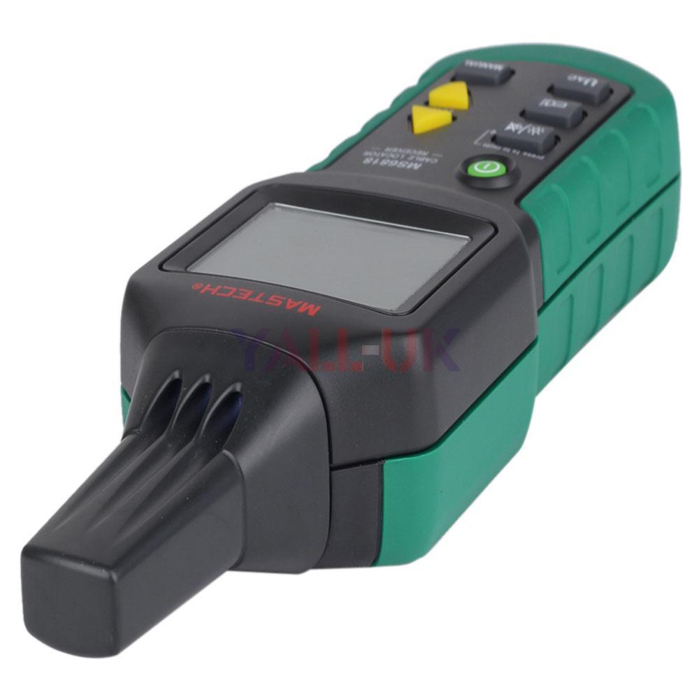 Wire Locator Detector : Mastech ms underground wire cable metal pipe locator