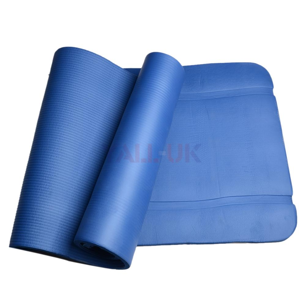 2016 Yoga Mat 15mm Thicken NBR Exercise Fitness Physio