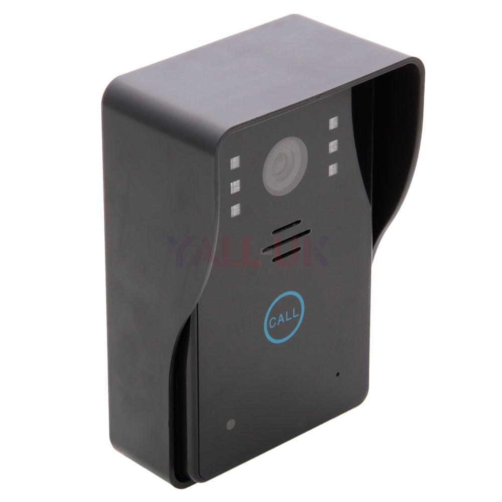 """7"""" Wireless Video Intercom Doorbell Door Bell Phone Home ..."""